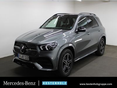 gebraucht Mercedes GLE450 AMG 4M AMG WideScreen 360° Airmat Pano HUD