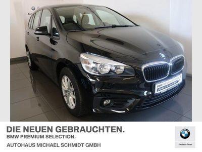 käytetty BMW 216 Gran Tourer d Advantage 3.Sitzreihe Navi Shz