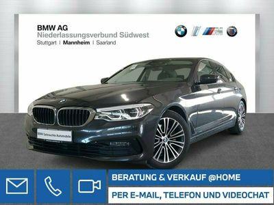 gebraucht BMW 520 d Limousine HiFi LED Navi Bus. Fl.Ass. Alarm