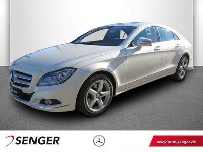 käytetty Mercedes CLS350 CGI Coupé Bi-Xenon Glas-SD Parkassistent