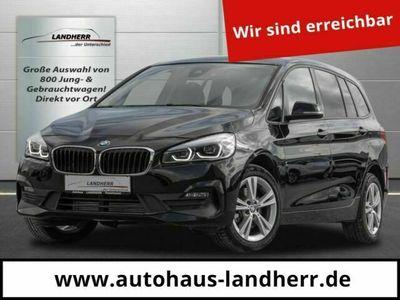gebraucht BMW 218 Gran Tourer i // 7-Sitze/LED/Kamera/ SHZ