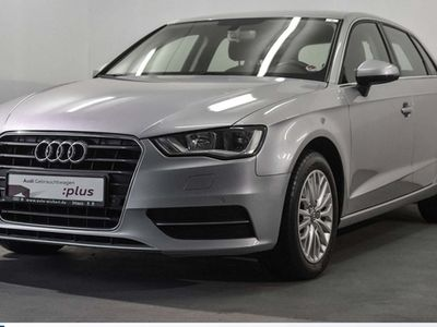 gebraucht Audi A3 Sportback Ambiente 2.0 TDI 110 kW (150 PS) S tronic