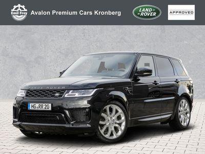 gebraucht Land Rover Range Rover Sport SDV6 HSE Dynamic 225 kW, 5-türig (Diesel)
