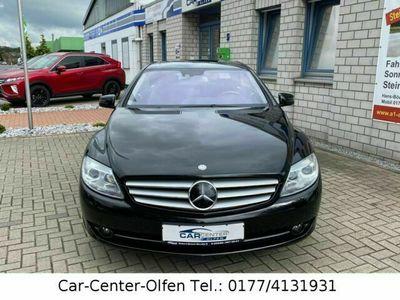 gebraucht Mercedes CL500 CL - CoupeScheckheftgepflegt bei MB als Sportwagen/Coupé in Olfen