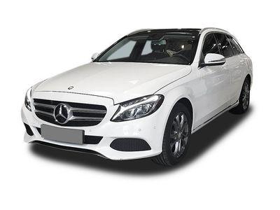 gebraucht Mercedes C180 1.6 Benzin