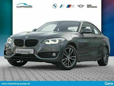 gebraucht BMW 220 d mon.289 Eur ohne Anz./Sport-L./LED/Navi -