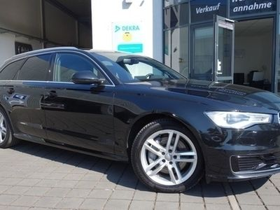 gebraucht Audi A6 Avant 3.0 TDI quattro Exclusive Pan/Xen/18Zoll