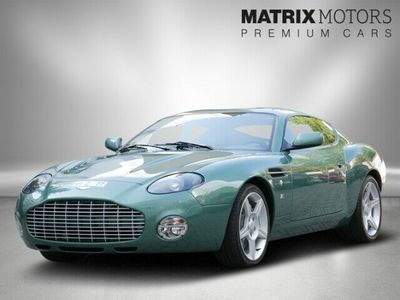 gebraucht Aston Martin DB7 Zagato Nr 10 von 99 Sammlerzustand Note 1