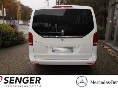 gebraucht Mercedes V250 d BT L AVANTGARDE+DISTRONIC+KAMERA+COMAND