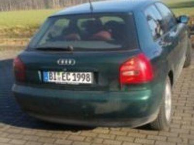 gebraucht Audi A3 1.9 TDI Attraction