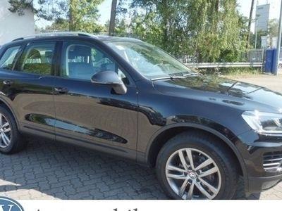 gebraucht VW Touareg 3.0 TDI 4-MOT TIPTR/AHK/NAV/KAM/ACC/XEN