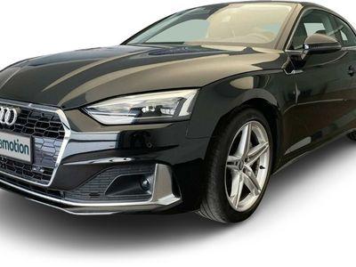 gebraucht Audi A5 A5Coupe adv. 40 TDI qu. - Kamera - Navi - LED M