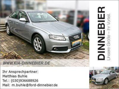 gebraucht Audi A4 Attraction 1.8 TFSI |*PDC*Sitzheiz*Xenon*| Gebrauchtwagen, bei Autohaus Dinnebier GmbH