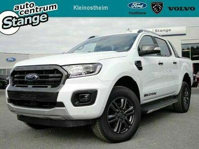 gebraucht Ford Ranger Doppelkabine Wildtrak Standheiz.,AHK,ACC