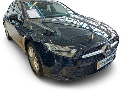 gebraucht Mercedes A200 A 200Progressive +NAVI+SPUR+MBUX7PDC+SHZ+KLIMA+