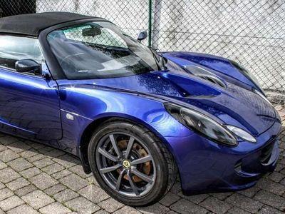 gebraucht Lotus Elise 111 S 85km neuer Lack Cabrio