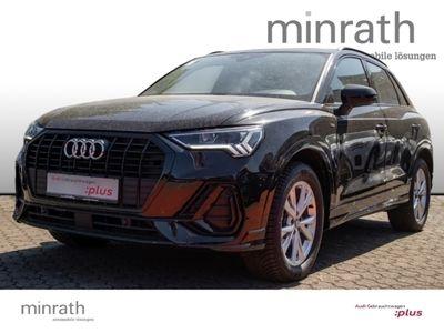 gebraucht Audi Q3 35 TFSI S line 1.5 EU6d-T Leder LED Navi RDC