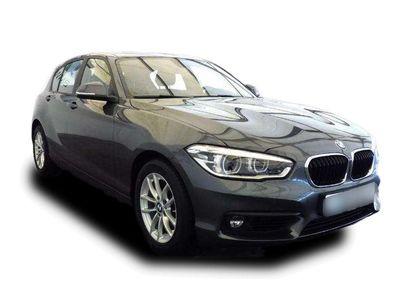 gebraucht BMW 116 i Navi,LED-SW, AHK abnehmbar
