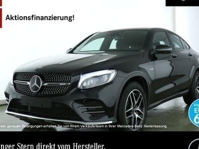 gebraucht Mercedes GLC43 AMG AMG Cp. 4M Fahrass 360° COMAND ILS LED SHD