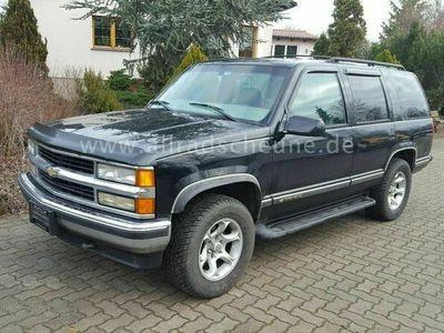 gebraucht Chevrolet Tahoe LT K1500 5,7 V8