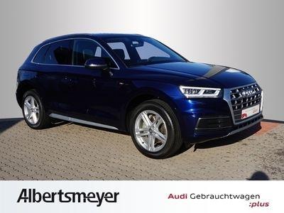 gebraucht Audi Q5 sport 2.0 TDI quattro S line LED Navi Kamera