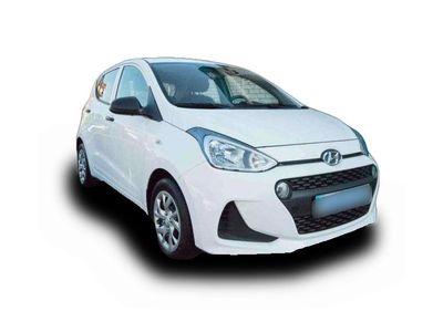 gebraucht Hyundai i10 blue Classic *Nur 12.462 Km*