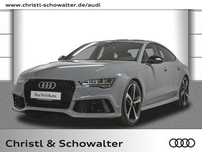 gebraucht Audi RS7 Sportback 4.0 TFSI quattro performance