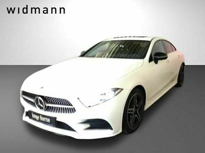 gebraucht Mercedes CLS450 4M AMG*Burmester*Comand*Fahrassist.*360°