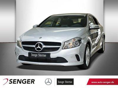 gebraucht Mercedes A180 D URBAN+SHZ+AUTOMATIK+LICHT/SICHT-PAKET