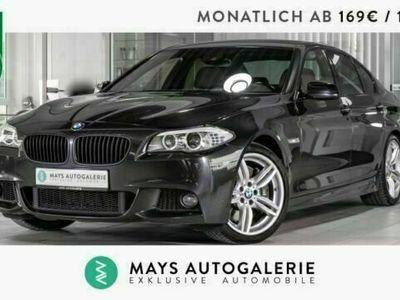 gebraucht BMW 550 i *M-SPORTPAKET*HEAD-UP*NAVI-PROF*SCHIEBEDACH*