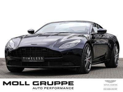 gebraucht Aston Martin DB11 V12 Ultramarine Black, AMR Upgrade, Carbon
