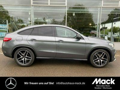 gebraucht Mercedes GLE43 AMG GLE 43 AMGAMG 4M Coupé ILS*360°-Kamera*Nappa-Leder