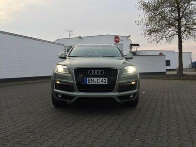 käytetty Audi Q7 3.0 TDI S-Line 7 Sitzer ❌TEXT LESEN❌FESTPREIS❌