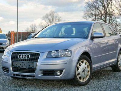 gebraucht Audi A3 Sportback 1.6 FSI Attraction~Klimaautomatik