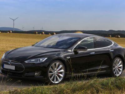 gebraucht Tesla Model S P85D in Bestzustand
