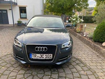 gebraucht Audi A3 Cabriolet 2.0 TDI DPF Attraction
