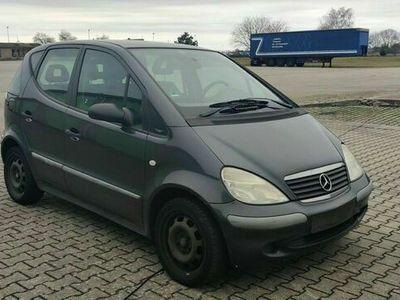 gebraucht Mercedes A140 Classic als Van/Kleinbus in Tauche Ot Lindenberg