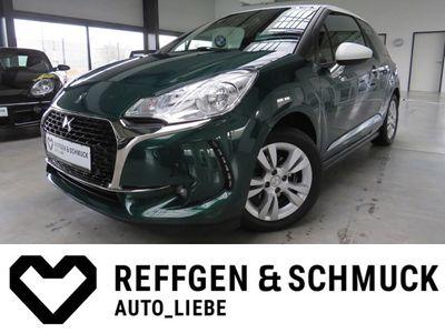 gebraucht Citroën DS3 SoChic KLIMAAUTOMATIK+ALU+DACH WEISS+1.HAND+