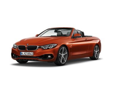 gebraucht BMW 440 i xDrive Cabrio Sport Line