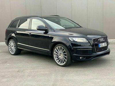 gebraucht Audi Q7 4.2 TDI DPF/S-LINE/VOLL/SCHECKHEFT/TOP