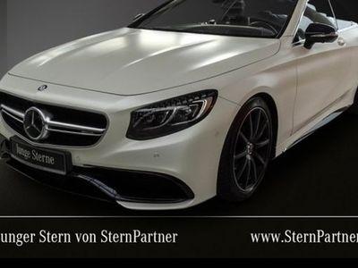 gebraucht Mercedes S63 AMG AMG 4M Svarowski+Drivers P.+HUD+Burmester