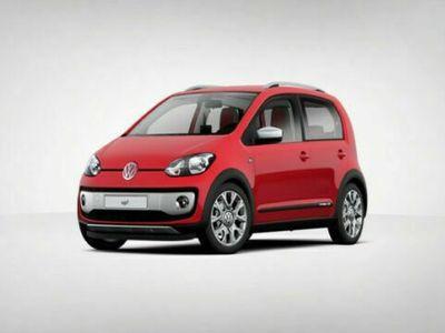 gebraucht VW cross up! Klima StHz Maps+More NBA eFH ZV