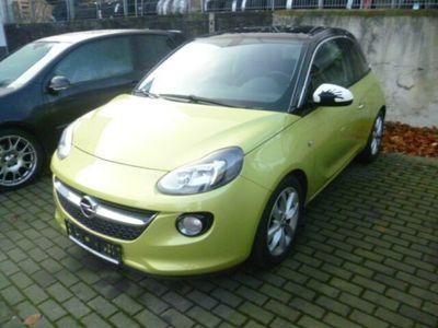 gebraucht Opel Adam Unlimited ecoFlex 64K/PANORAMA/Scheckheft