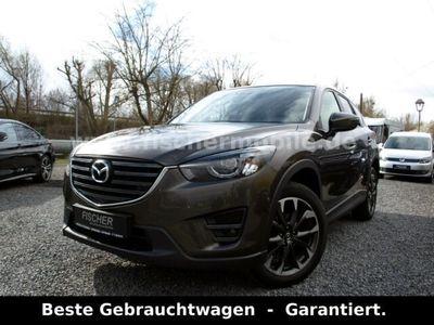 gebraucht Mazda CX-5 Nakama+LED+Navigation+Bose+Klimatronik+