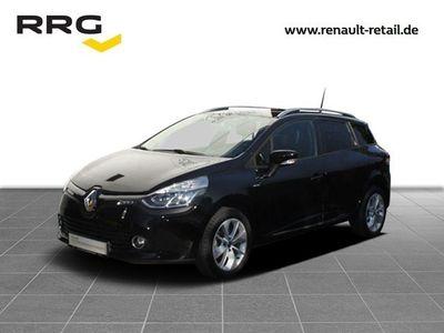 gebraucht Renault Clio IV Grandtour Limited Klima; Navi; PDC