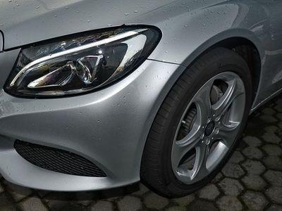 gebraucht Mercedes C250 Distronic-Plus,7.Gg.Autom.