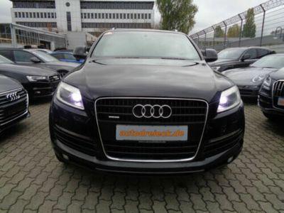 käytetty Audi Q7 3.0 TDI quattro tipt. S-Line 7-Sitzer Luft