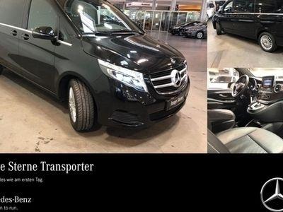 gebraucht Mercedes V250 d **Avantgarde/AHK/LED/Navi