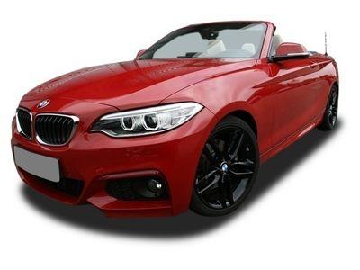 gebraucht BMW 220 Baureihe 2 Cabrio d M Sport