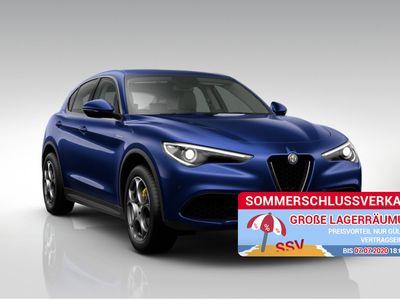 gebraucht Alfa Romeo Stelvio 2.0 Turbo 280 Q4 Leder EHK in Kehl